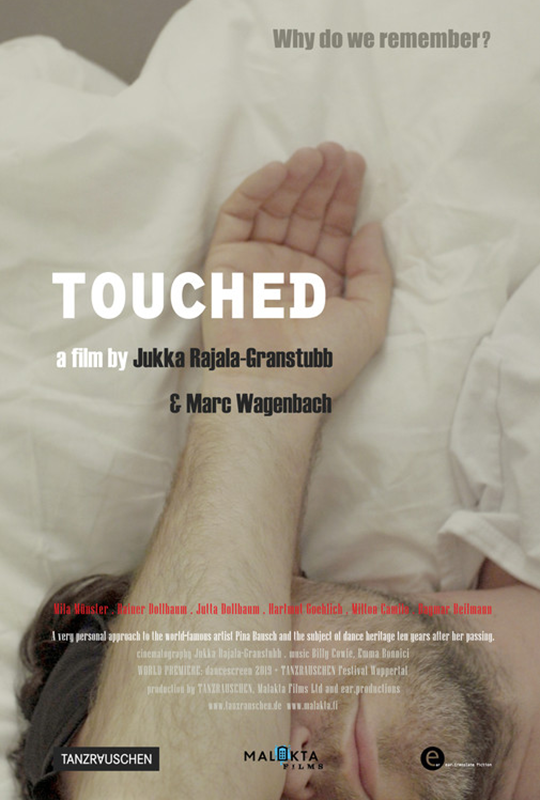 touched film poster